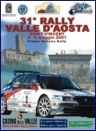 31° Rally Valle d'Aosta