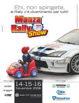 6° Monza Rally Show